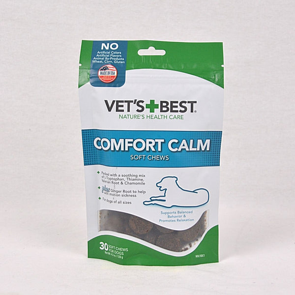 VETSBEST Comfort Calm 120g Pet Vitamin and Supplement Vet's Best