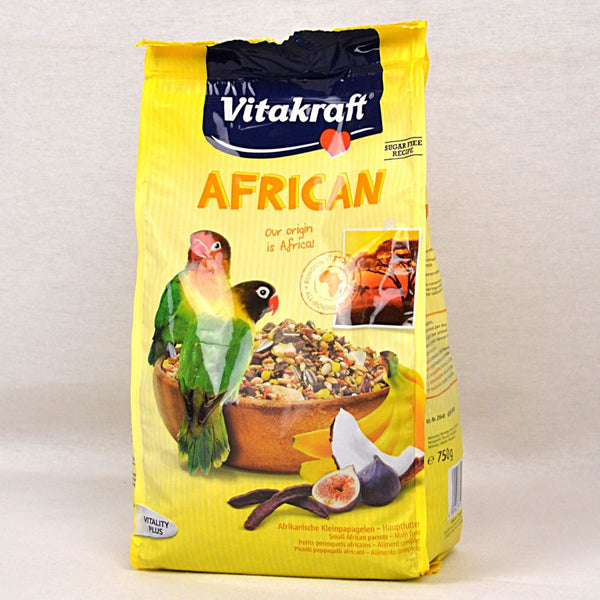 VITAKRAFT African Menu Agopornids ( Lovebird) 750gr Bird Food Vitakraft