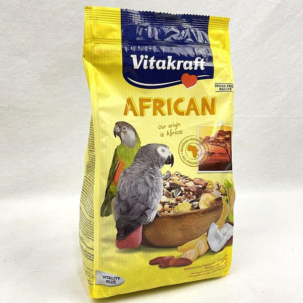 VITAKRAFT African Parrot 750gr Bird Food Vitakraft
