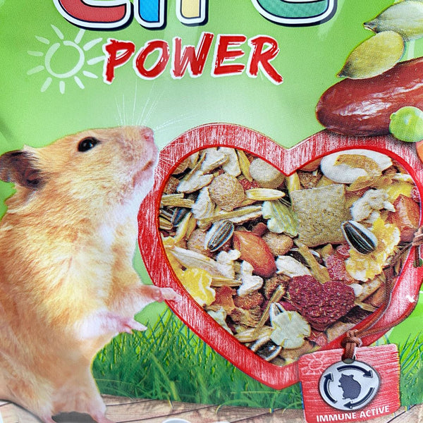 VITAKRAFT Life Power Hamster Food 300gr Small Animal Food Vitakraft
