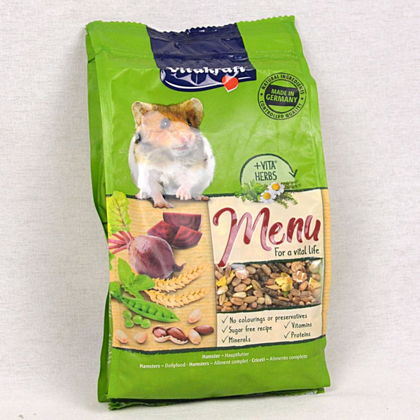 VITAKRAFT Menu Vital Hamster 400gr Small Animal Food Vitakraft