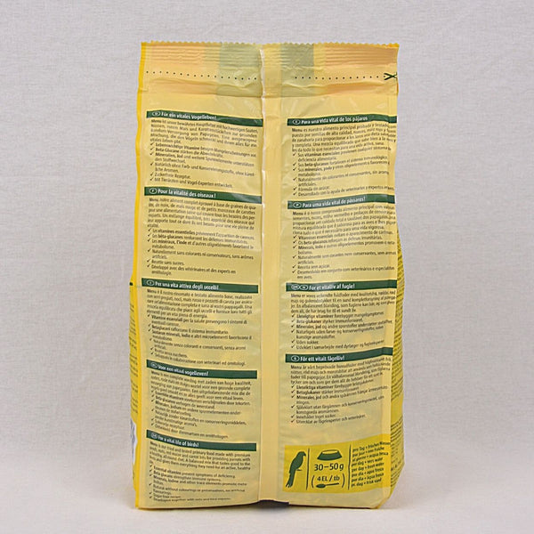 VITAKRAFT Premium Menu for Parrot 1kg Bird Food Vitakraft