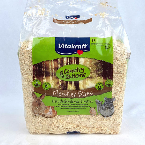 VITAKRAFT Small Animal Litter 15Lt Small Animal Sanitasi Vitakraft
