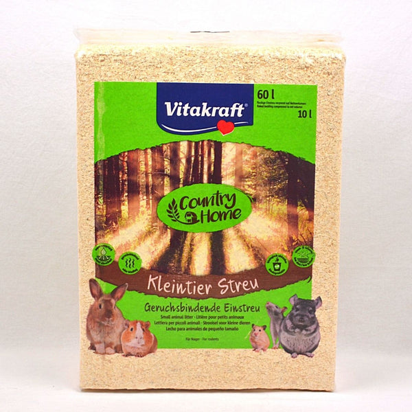 VITAKRAFT Small Animal Litter 60L Small Animal Sanitasi Vitakraft