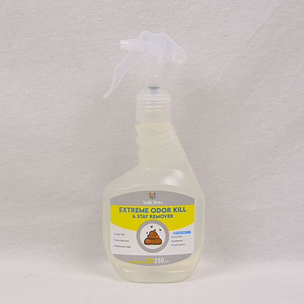 VOLKPETS Extreme Odor Kill and Stay Remover 250ml Sanitation Volk Pets