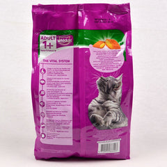 WHISKAS Dry Food Tuna 1,2kg Cat Dry Food Whiskas