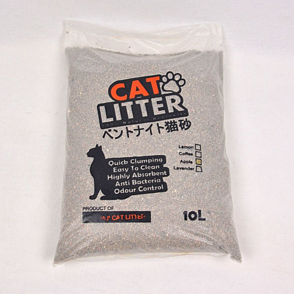 YUI Breeder Pack Cat Litter 10L Cat Sanitation YUI Apple