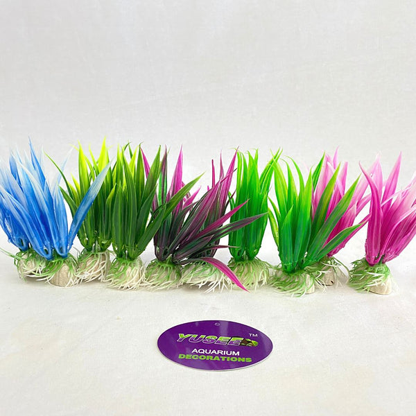 YUSEE YS101 Rumput 10cm 1pcs Fish Decor and Accesories Yusee