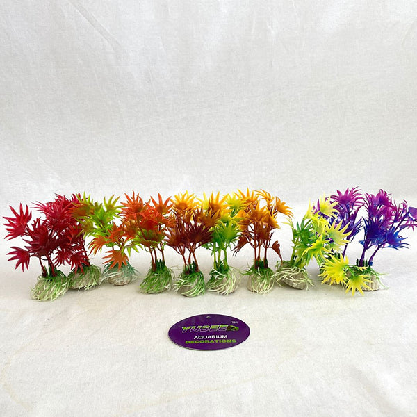 YUSEE YS119 Rumput 10cm 1pcs Fish Decor and Accesories Yusee