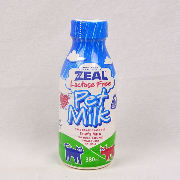 ZEAL Lactose Free Pet Milk 380ml Pet Nursing Care Zeal
