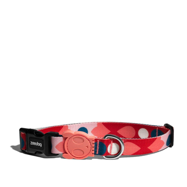 ZEEDOG Collar Marrakesh SAME Medium Pet Collar and Leash Zee Dog