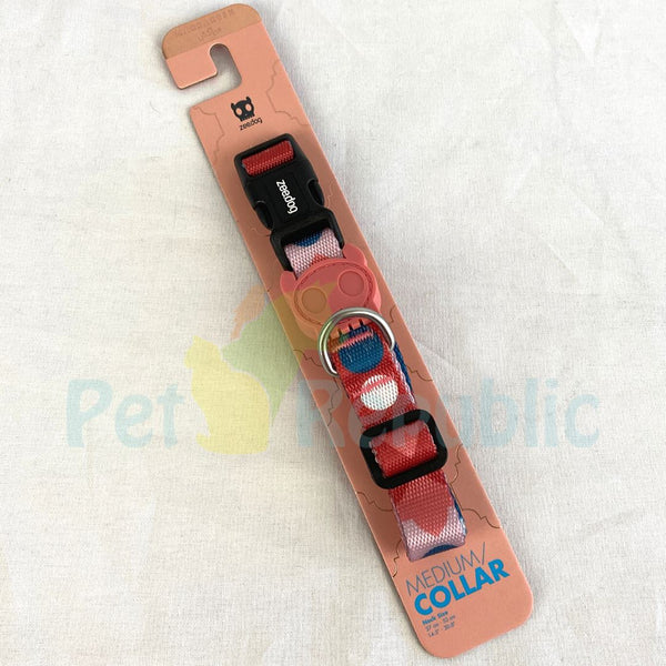 ZEEDOG Collar Same Medium - Pet Republic Jakarta