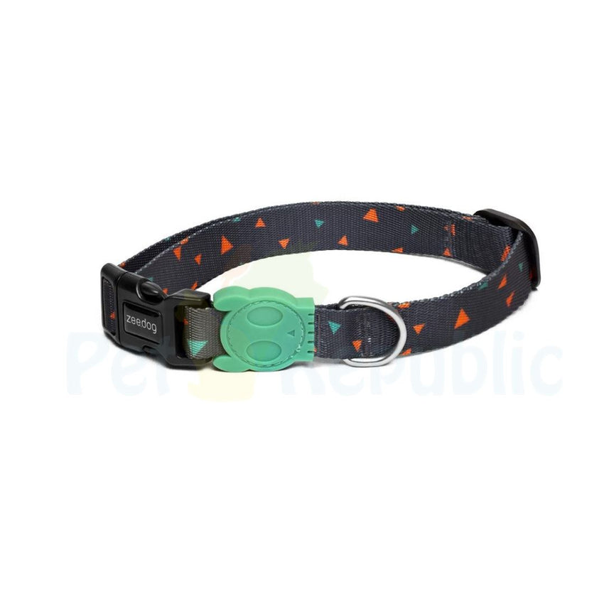 ZEEDOG Collar TRIANGLES - Pet Republic Jakarta