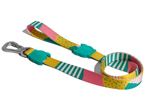ZEEDOG Leash SALINA Pet Collar and Leash Zee Dog