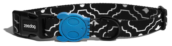 ZEEDOG Mahleb Collar Medium Pet Collar and Leash Zee Dog