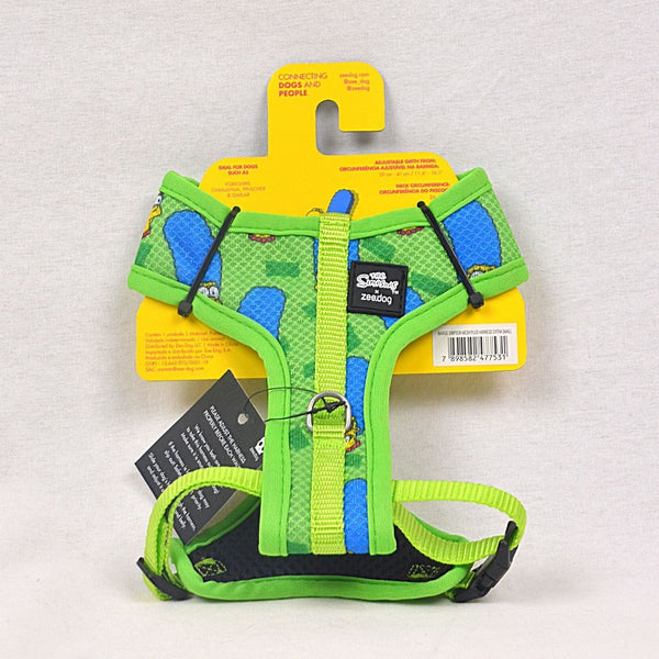 ZEEDOG Marge Simpson Airmesh Harness Pet Collar and Leash Zee Dog