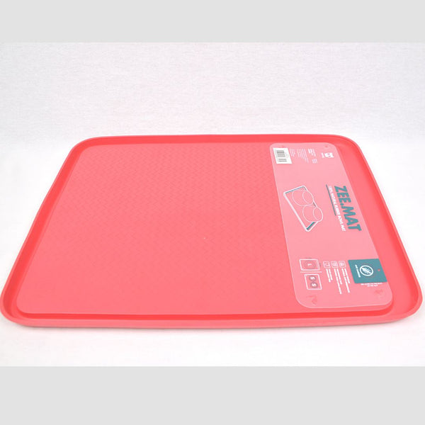 ZEEDOG Mat Coral Pet Bowl Zee Dog