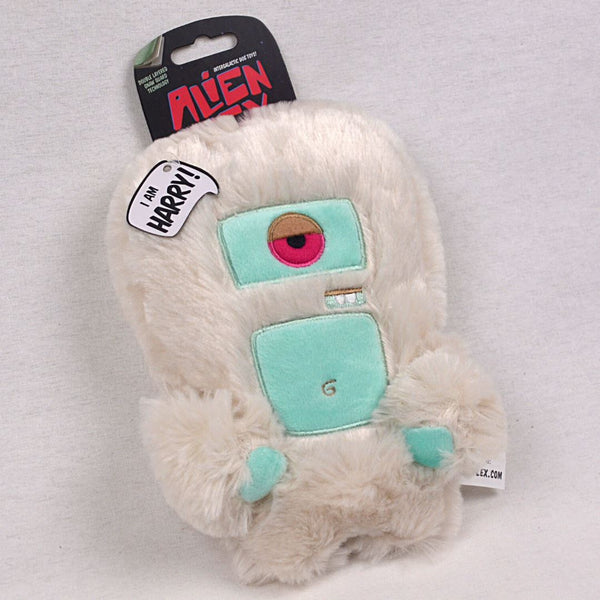 ZEEDOG Plush Toy Alien HARRY Dog Toy Zee Dog