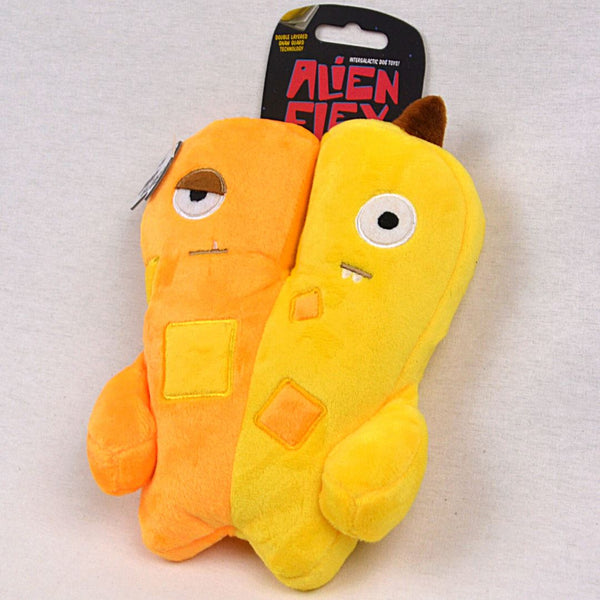 ZEEDOG Plush Toy Alien JIMMY and JOE Dog Toy Zee Dog