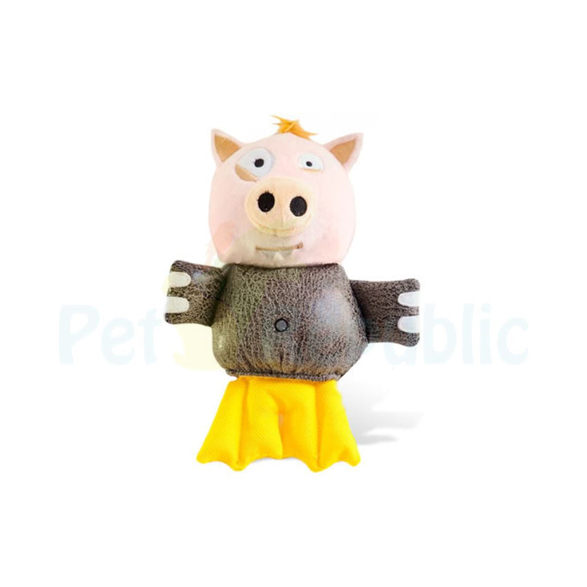 ZEEDOG Plush Toy Mutant Pork Dufant - Pet Republic Jakarta