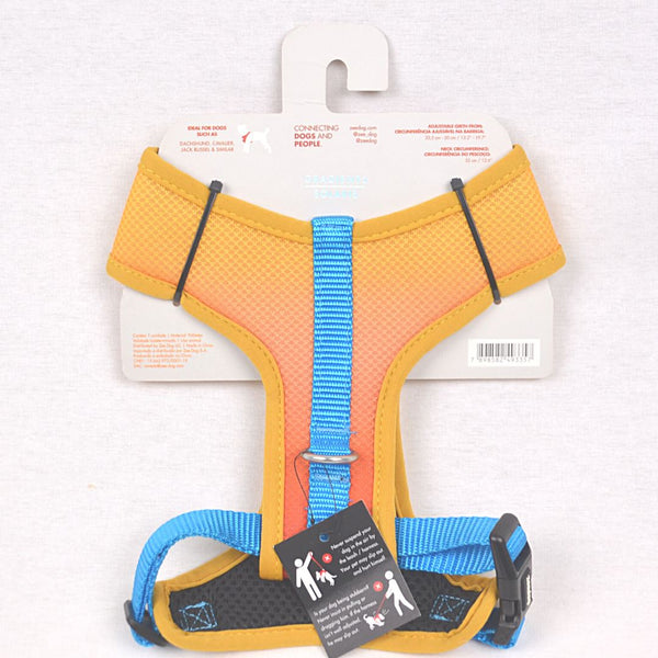 ZEEDOG Solaris Airmesh Harness Gradients Small Pet Collar and Leash Zee Dog