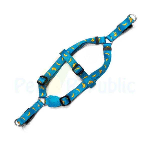 ZEEDOG Step In Harness BANANA Shake - Pet Republic Jakarta