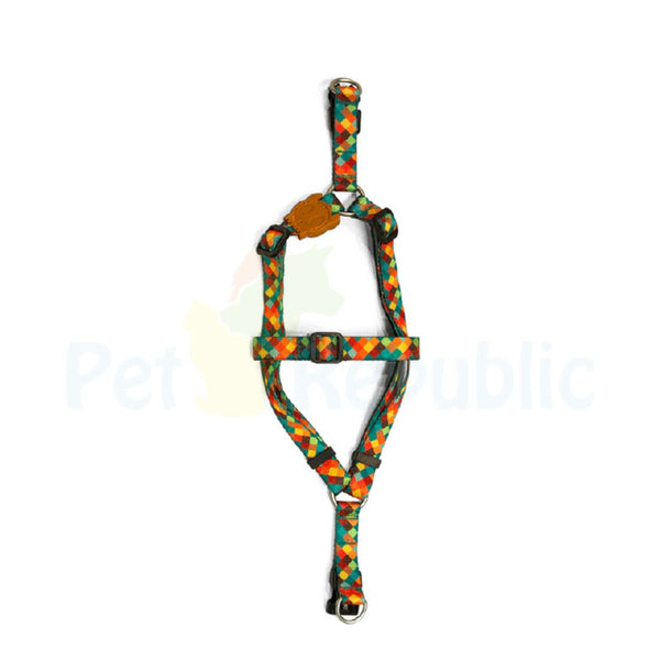 ZEEDOG Step In Harness MR.FOX - Pet Republic Jakarta