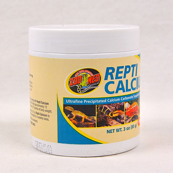 ZOOMED Repti Calcium 85g Reptile Supplement Zoo med