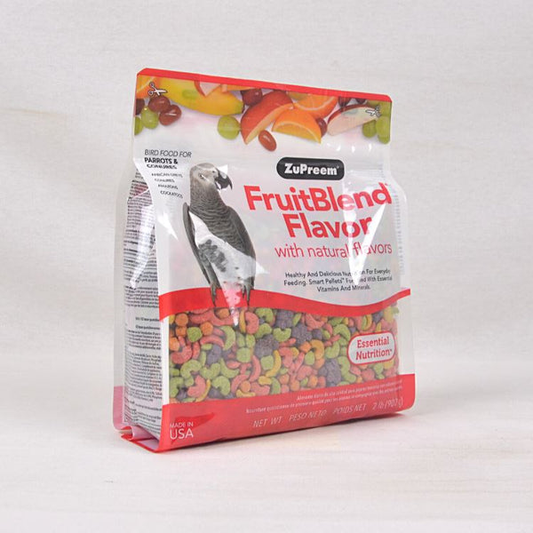 ZUPREEM FruitBlend Flavor Medium Large 907gr Bird Food Zupreem