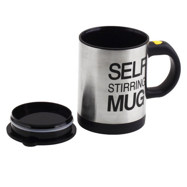 Self Stirring Coffee Cup Mug