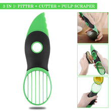 3 in 1 Avocado Tool with Grip