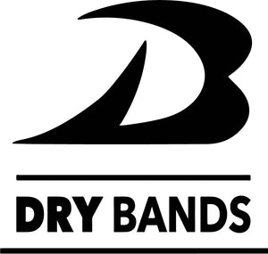 DryBands logo for Best gymnastics wristbands for grils