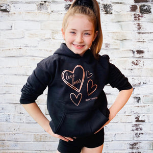 Love bars hoodie, DRYbands best  gymnastic wristbands for gymnasts to prevent wrist rips