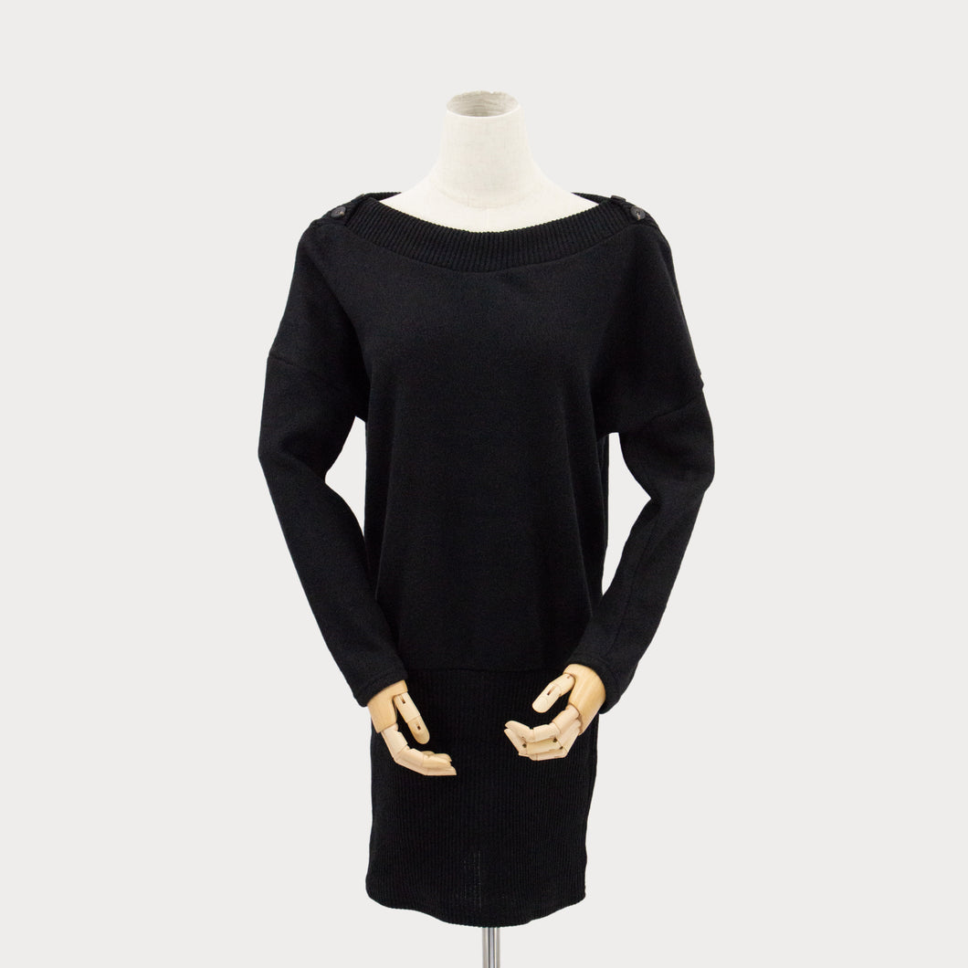 Olivia Off Shoulder Knitwear Dress