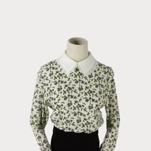 Bella Flower Printed Blouse