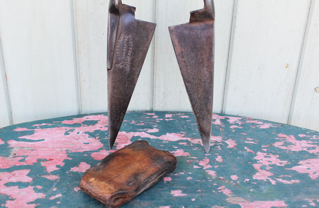A Pair of Vintage Hand Sears