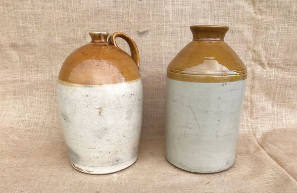 A Lambeth/ Doulton Storage jar