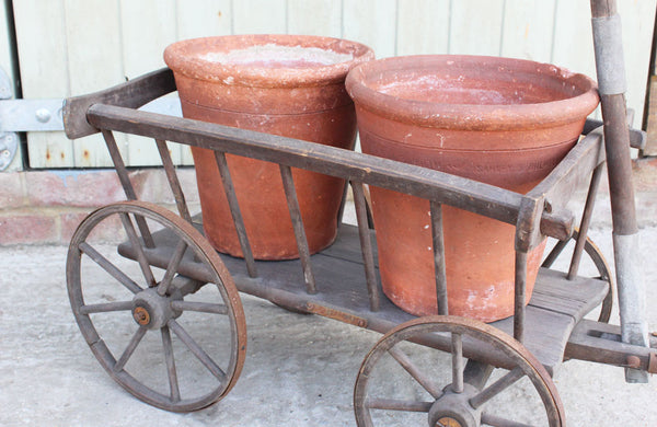 An Early 20th Century Continental Childs Cart