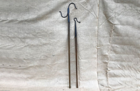 A Rare 19th C Dipping Crook