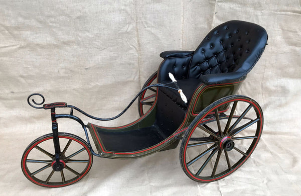 A Rare Victorian Bath Chair