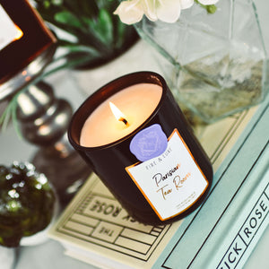 parisian tearoom candle cocosoy wax melt