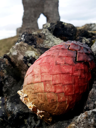 Full Dragon Egg Red