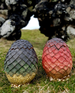 Full Dragon Egg Green