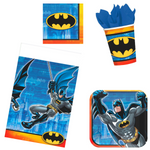 Batman Birthday Party Supplies - Basic (16 Guests)