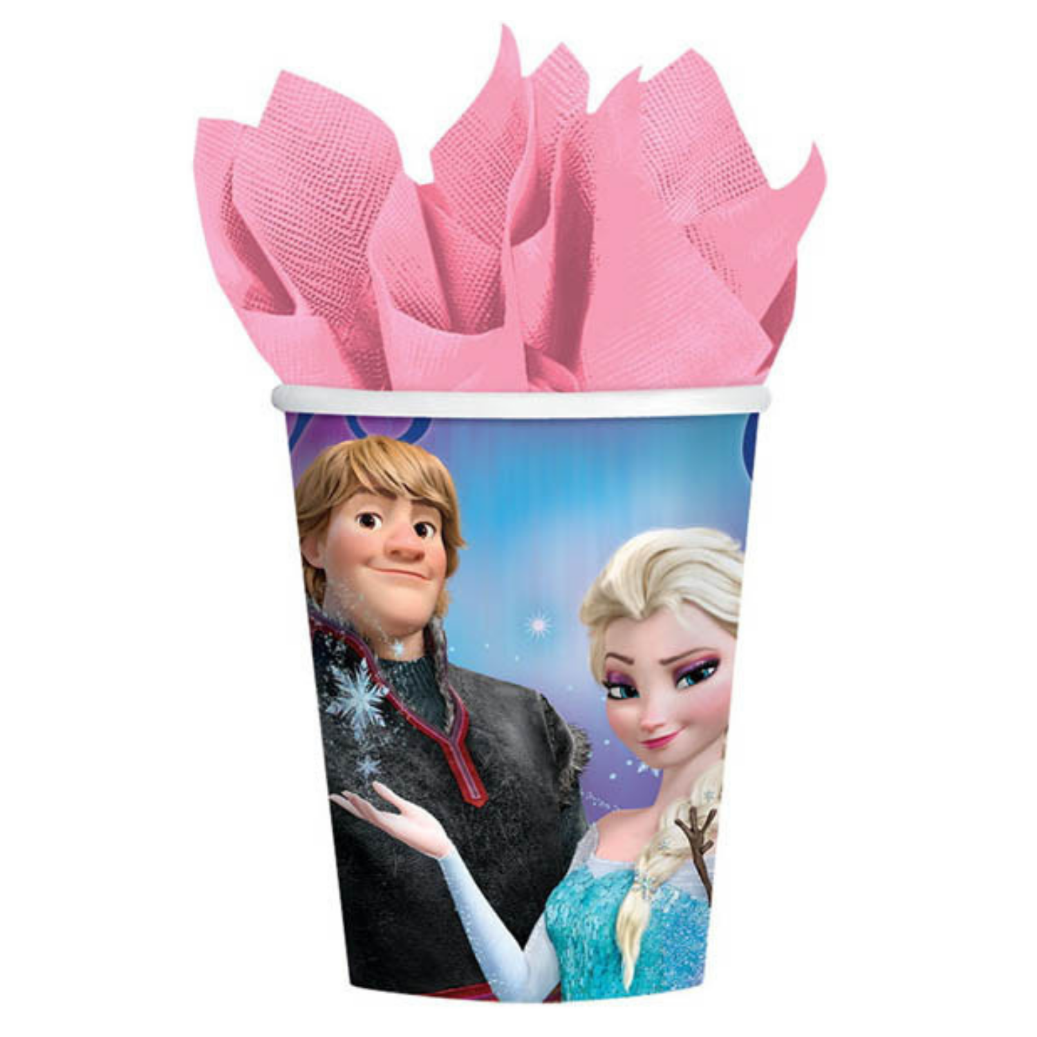 Disney Frozen Magic Birthday Party Supplies - Basic (16 Guests)