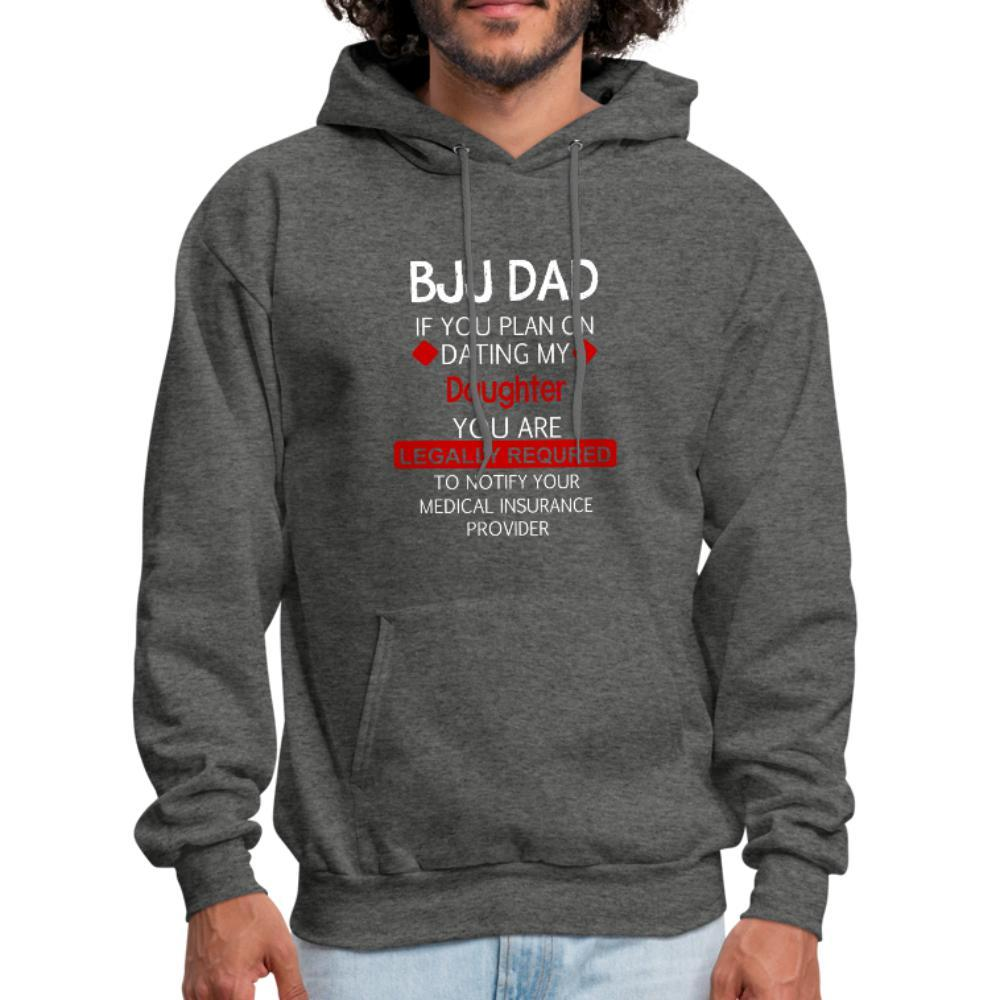 BJJ Dad Men's Hoodie- [option1Jiu Jitsu Legacy | BJJ Apparel and Accessories