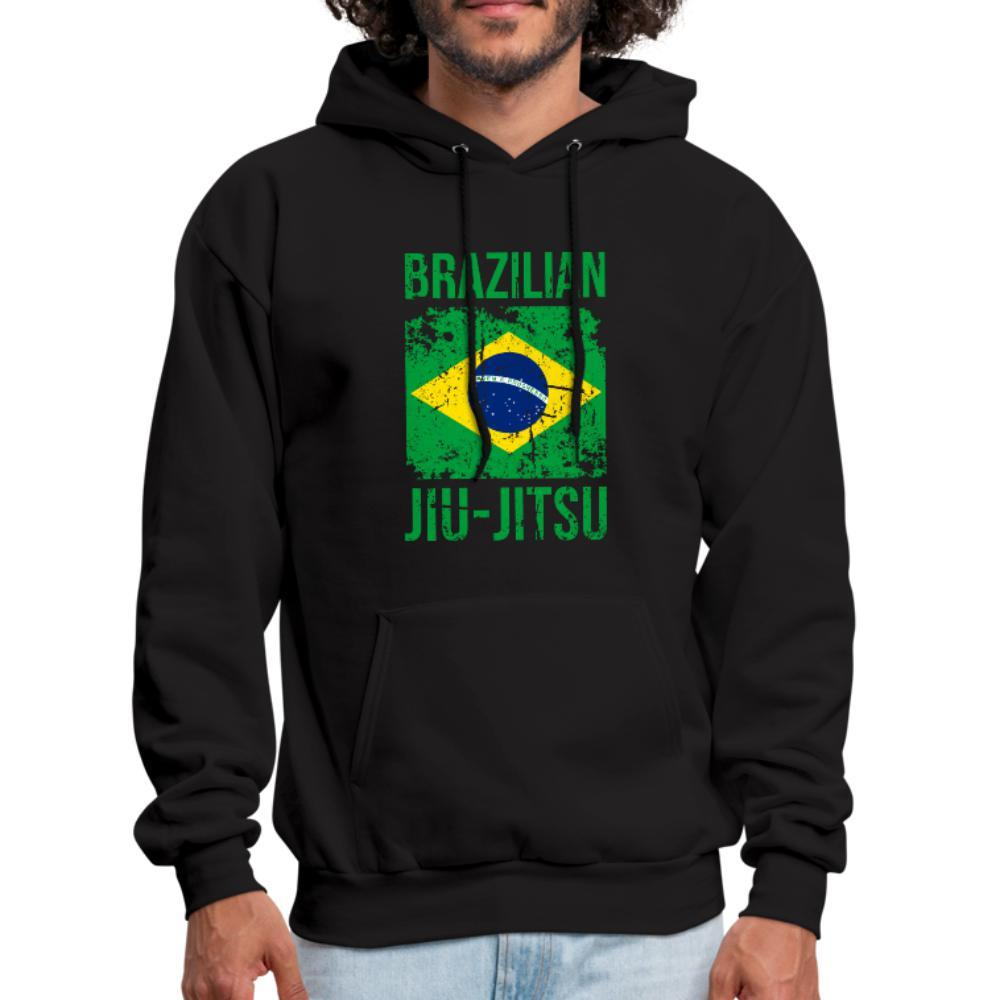 Brazilian Jiu Jitsu Men's Hoodie- [option1Jiu Jitsu Legacy | BJJ Apparel and Accessories