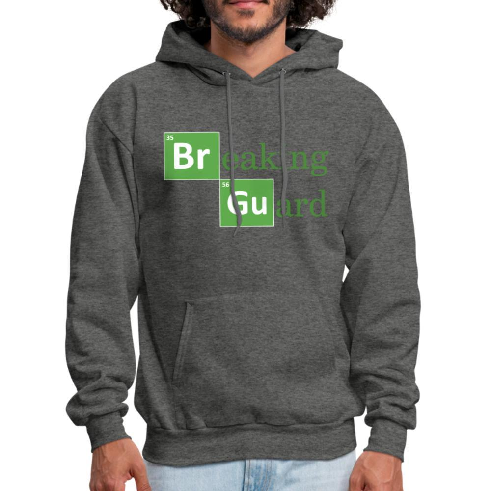 Breaking Guard Men's Hoodie- [option1Jiu Jitsu Legacy | BJJ Apparel and Accessories
