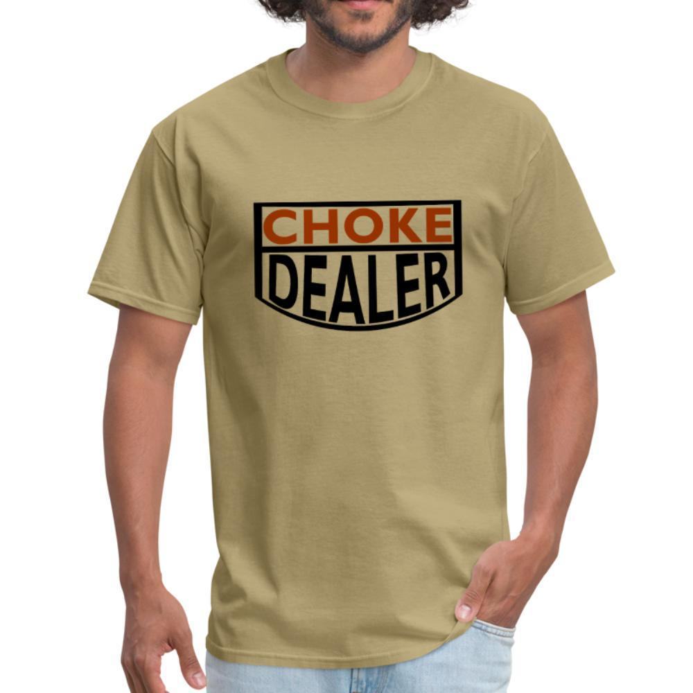 Details about  /ONE The Choke Dealer T Shirt