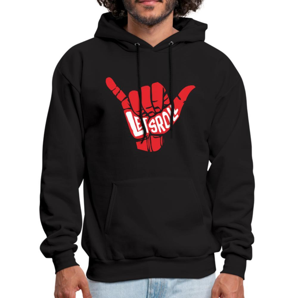 Let's Roll Men's Hoodie- [option1Jiu Jitsu Legacy | BJJ Apparel and Accessories